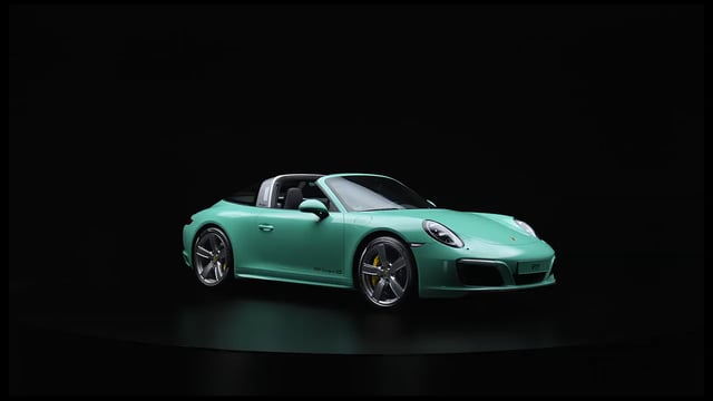 Porsche Exclusive / Manufaktum - Icon Films