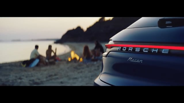PORSCHE / MACAN - Choose Thrilling - Icon Films
